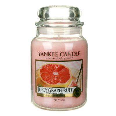 Juicy Grapefruit nagy üveggyertya
