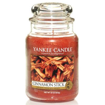 Cinnamon Stick nagy üveggyertya