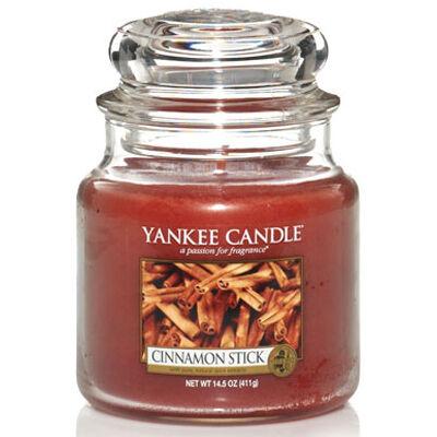 Cinnamon Stick közepes üveggyertya