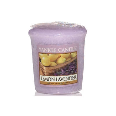 Lemon Lavender mintagyertya