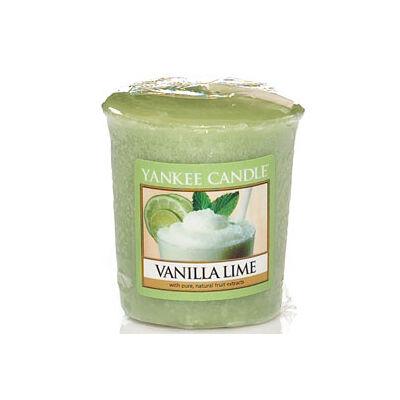 Vanilla Lime mintagyertya