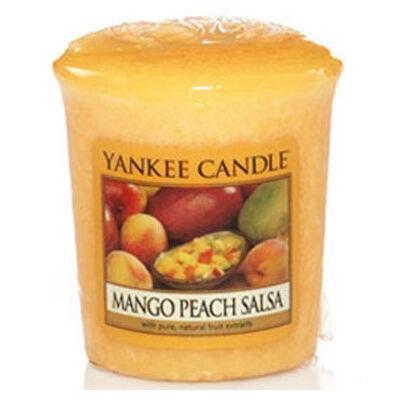 Mango Peach Salsa mintagyertya