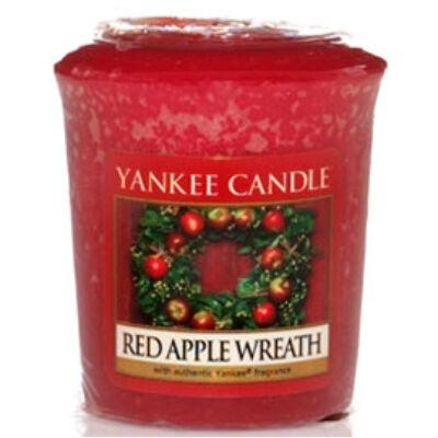 Red Apple Wreath mintagyertya