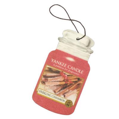 Sparkling Cinnamon autóillatosító