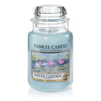 Water Garden nagy üveggyertya