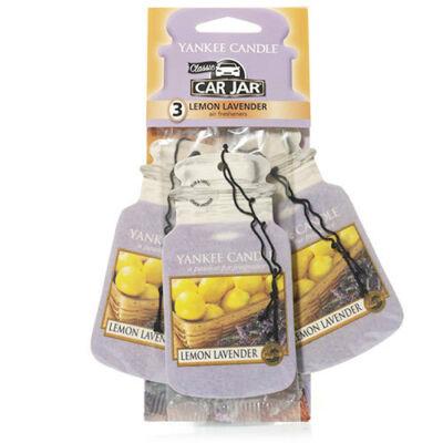 Lemon Lavender bonus autóillatosító