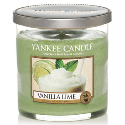 Vanilla Lime kis dekorgyertya