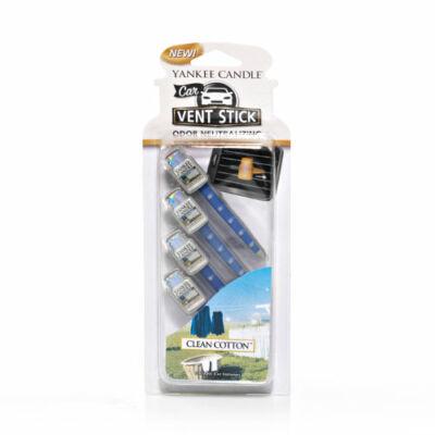 Clean Cotton® autóillatosító pálca