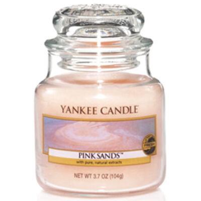 Pink Sands kis üveggyertya