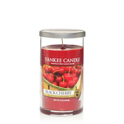 Black Cherry közepes dekorgyertya