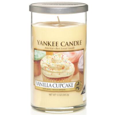 Vanilla Cupcake közepes dekorgyertya