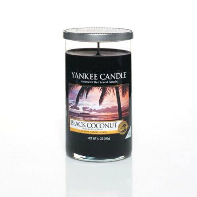 Black Coconut közepes dekorgyertya