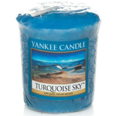 Turquoise Sky mintagyertya