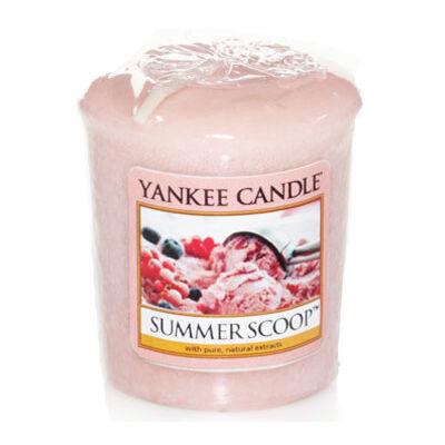 Summer Scoop mintagyertya