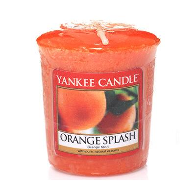 Orange Splash mintagyertya