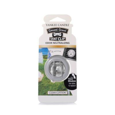 Clean Cotton Smart Scent™ autóillatosító