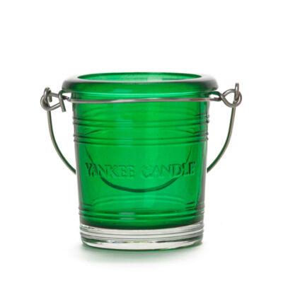 Emerald Bucket mintagyertya tartó
