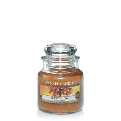 Honey Glow kis üveggyertya