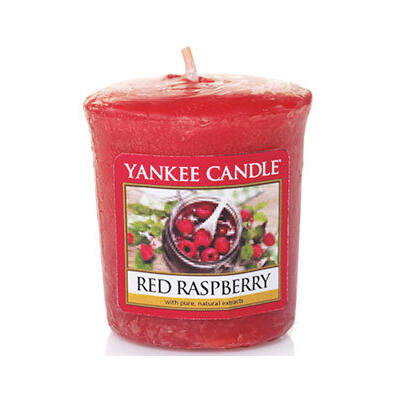 Red Raspberry mintagyertya
