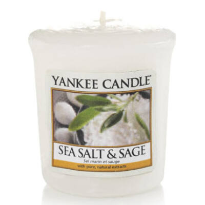 Sea Salt & Sage mintagyertya