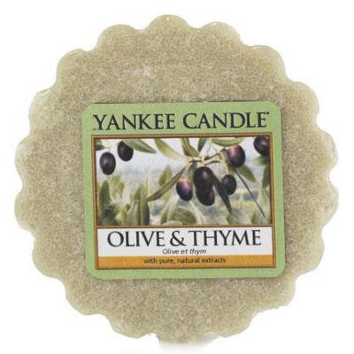 Olive & Thyme Tarts® mini viasz