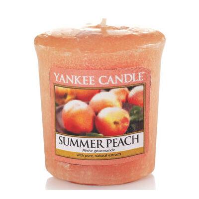 Summer Peach mintagyertya