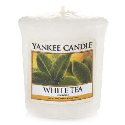 White Tea mintagyertya