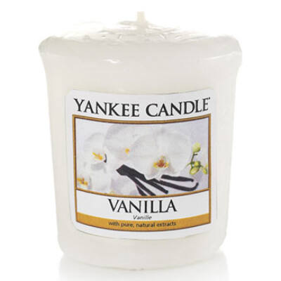 Vanilla mintagyertya