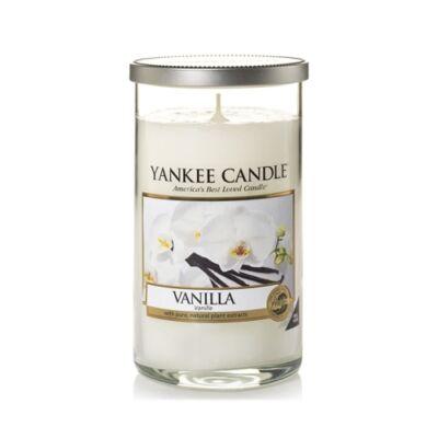 Vanilla közepes dekorgyertya