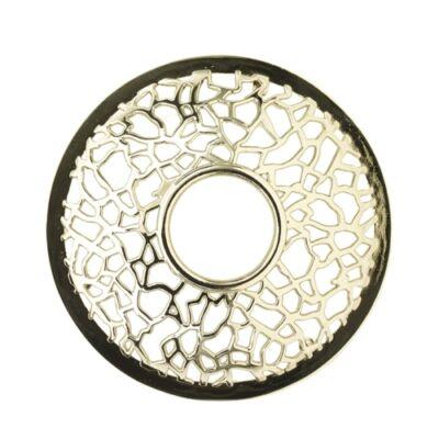 Matrix Brushed Silver Illuma-Lid® korona