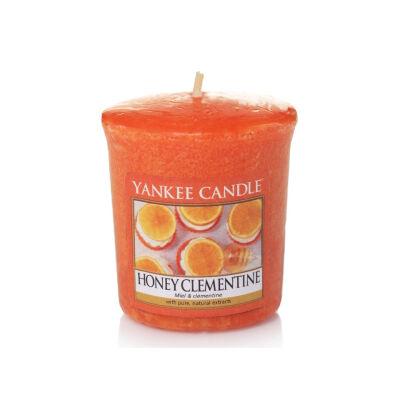 Honey Clementine mintagyertya