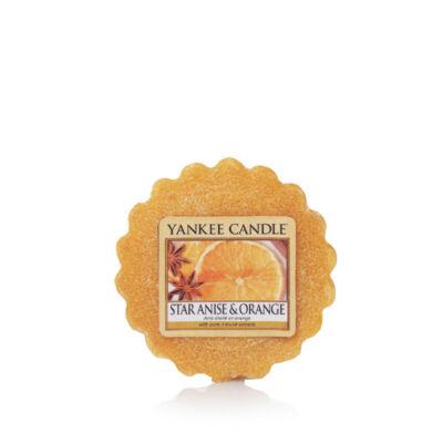 Star Anise & Orange Tarts® mini viasz