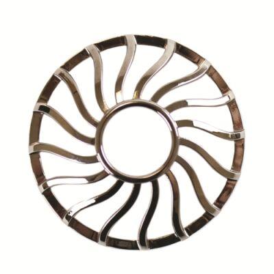 Curve Gun Metal Illuma-Lid® korona