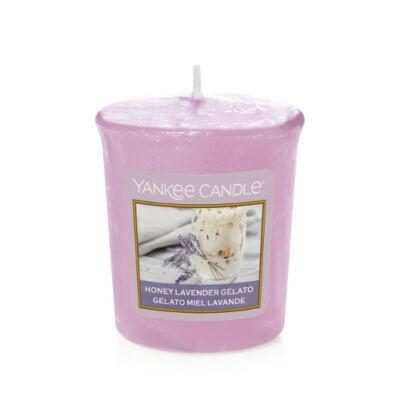 Honey Lavender Gelato mintagyertya