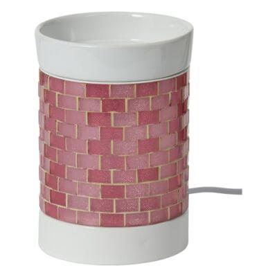 Pink Glitter Glow elektromos viaszmelegítő