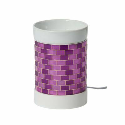 Glitter Glow Purple elektromos viaszmelegítő