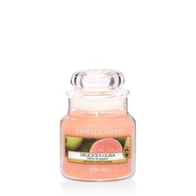 Delicious Guava kis üveggyertya