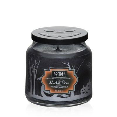 Witches Brew közepes üveggyertya