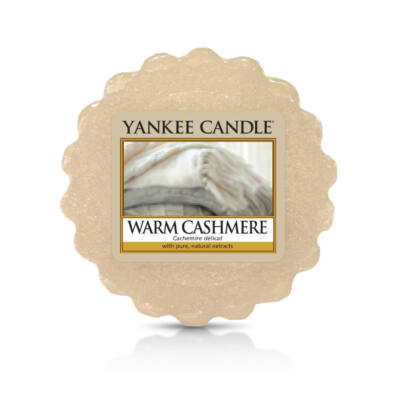 Warm Cashmere Tarts® mini viasz