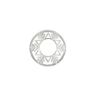 Twinkling Snowflake Illuma-Lid® korona