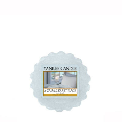 A Calm & Quiet Place Tarts® mini viasz