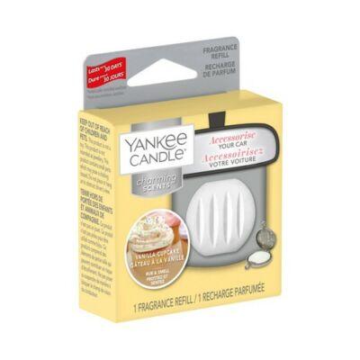 Vanilla Cupcake Charming Scents autóillatosító utántöltő