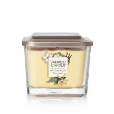 Sweet Nectar Blossom közepes üveggyertya