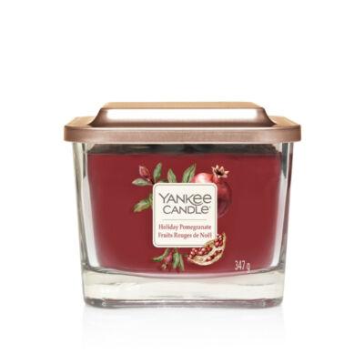 Holiday Pomegranate közepes üveggyertya