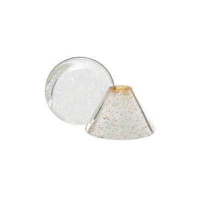 Shimmer Glow nagy búra és tányér