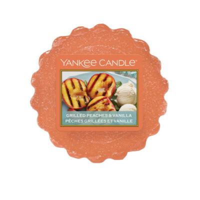 Grilled Peaches & Vanilla Tarts® mini viasz