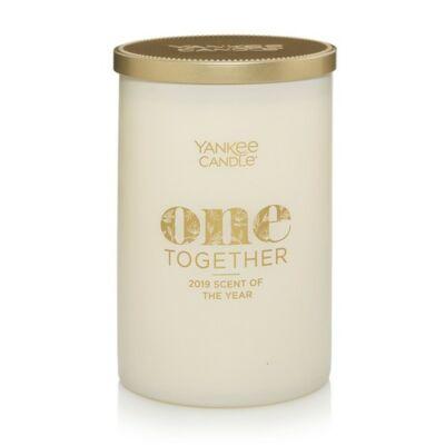 One Together 2019 duplakanócos üveggyertya