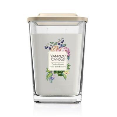 Passionflower nagy üveggyertya