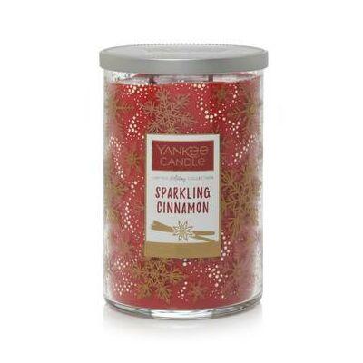 Sparkling Cinnamon duplakanócos gyertya