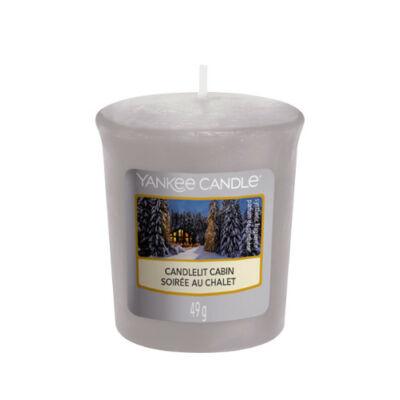Candlelit Cabin mintagyertya